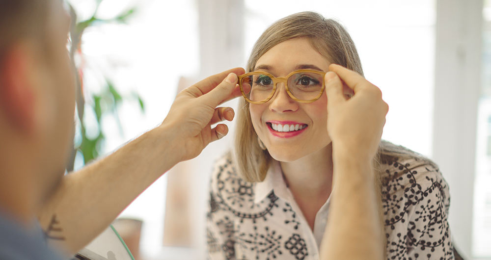 Eyeglass frames for sale in Wisconsin