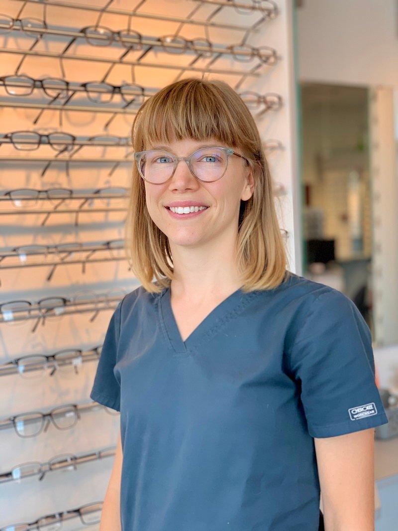 Danielle Irvine, OD | Eye Doctor in West Milwaukee, WI ...