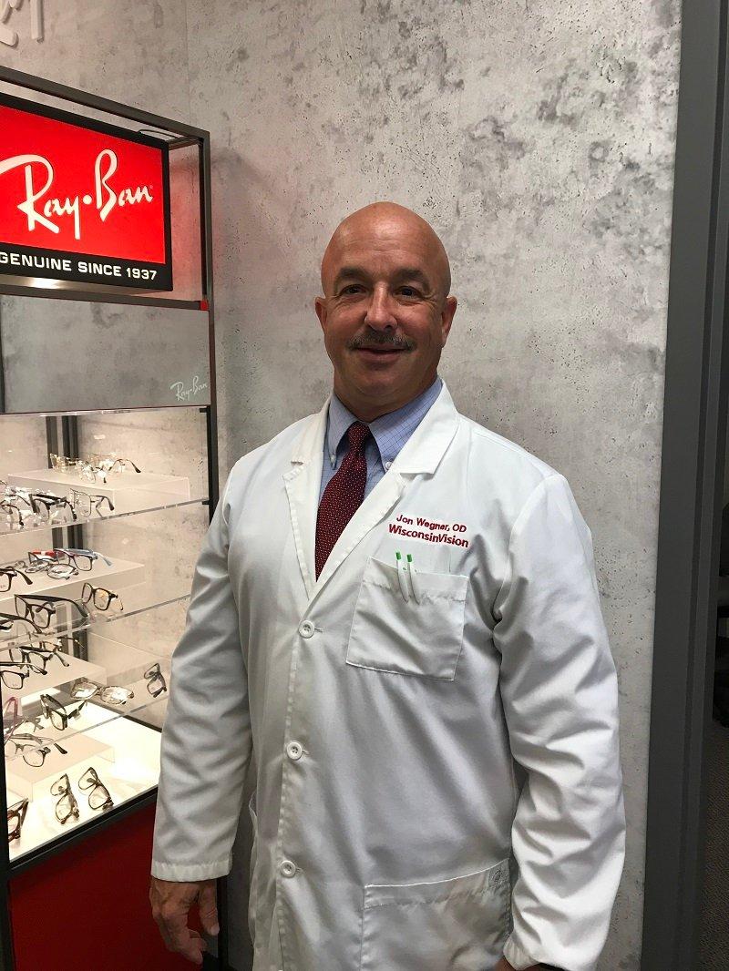 Jon Wegner, OD | Eye Doctor in Wisconsin | Wisconsin Vision