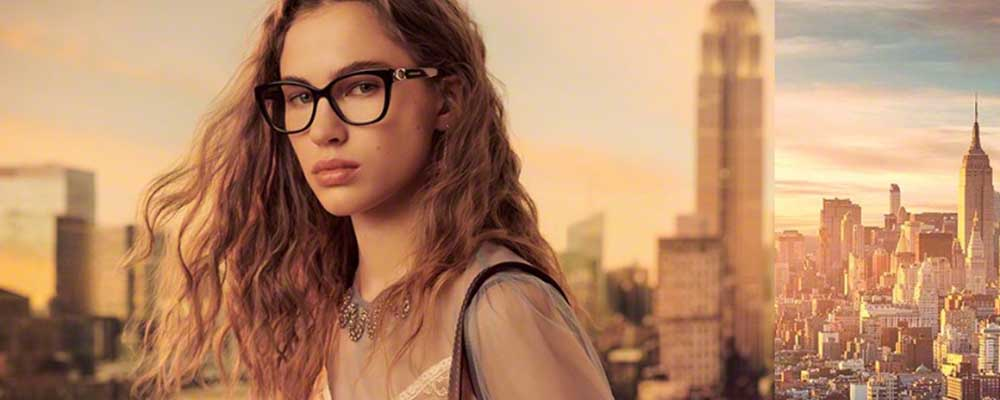 COACH eyewear including frames and prescription lenses at the lowest price