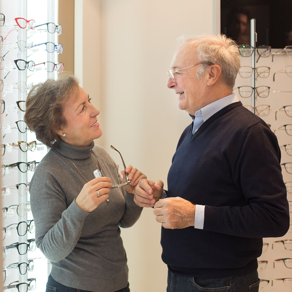 Low cost eye exams for seniors
